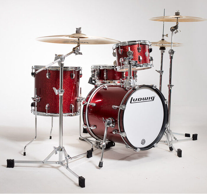Ludwig Breakbeats_WineRed_1